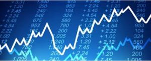évolution cours bourse