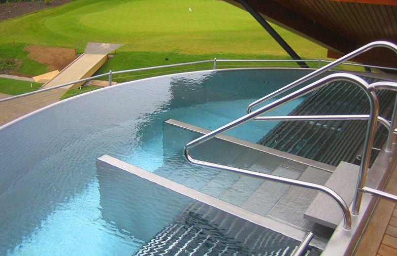 L'inox piscines