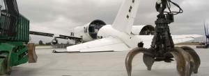 Quel est le potentiel du recyclage des avions ?