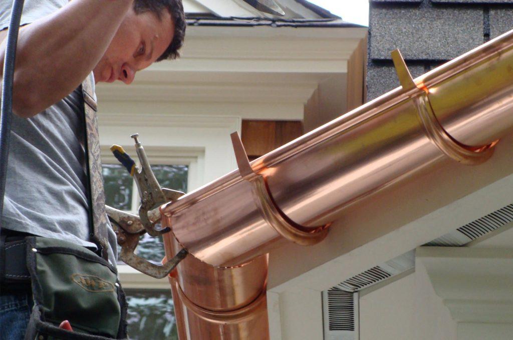 Half_round_copper_gutter_installation_Riverside_Sheet_Metal_1080