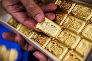 Zoom sur l'évolution du cours de l'or en 2017